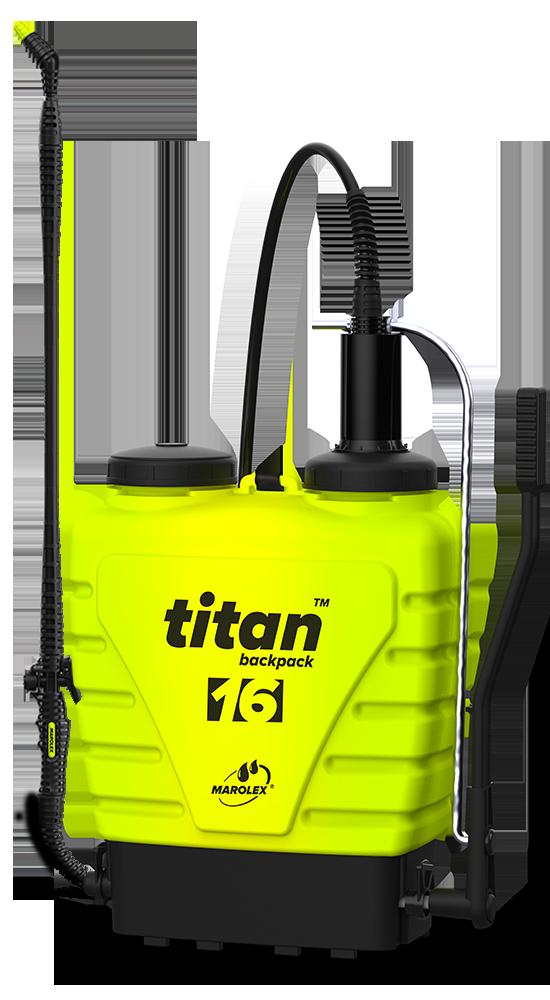 titan™ | backpack sprayer | Marolex